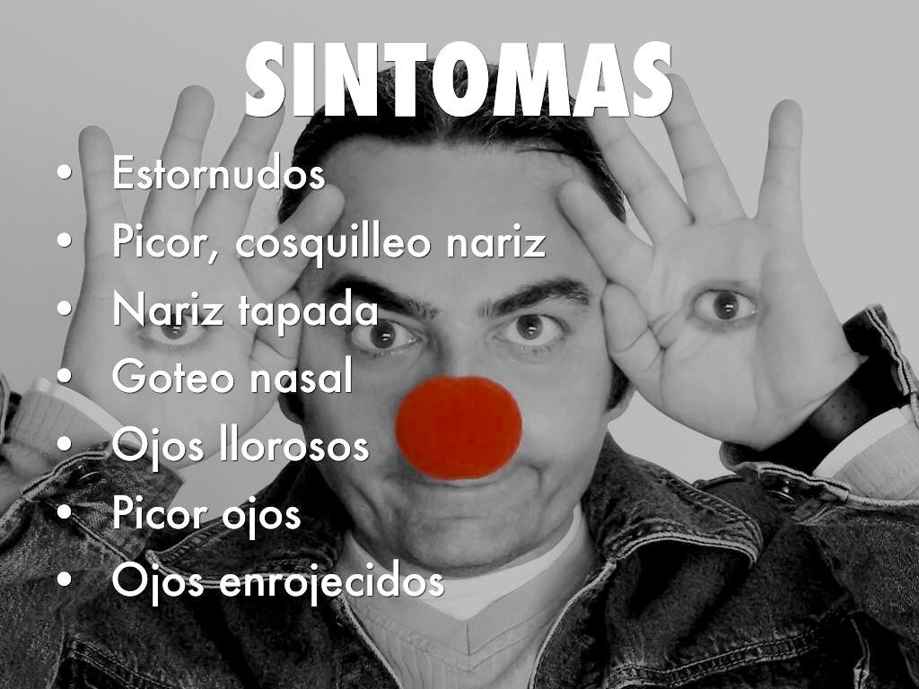 Sítomas Rinitis (Pócimas de Salud)