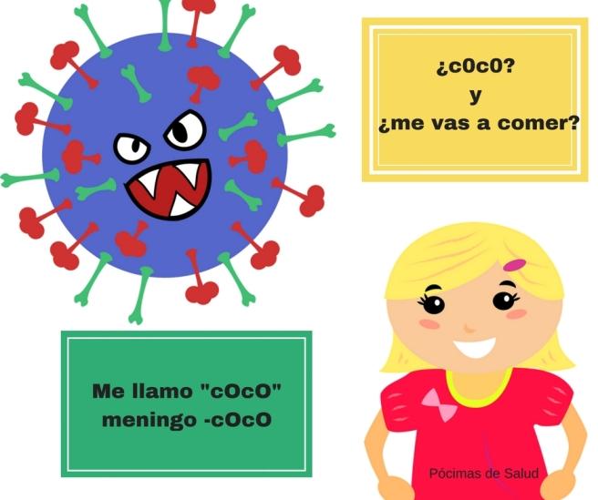 Las vacunas salvan Vidas. Meningococo