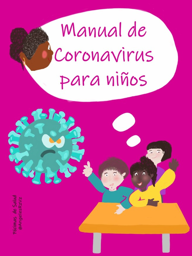Manual de coronavirus niños