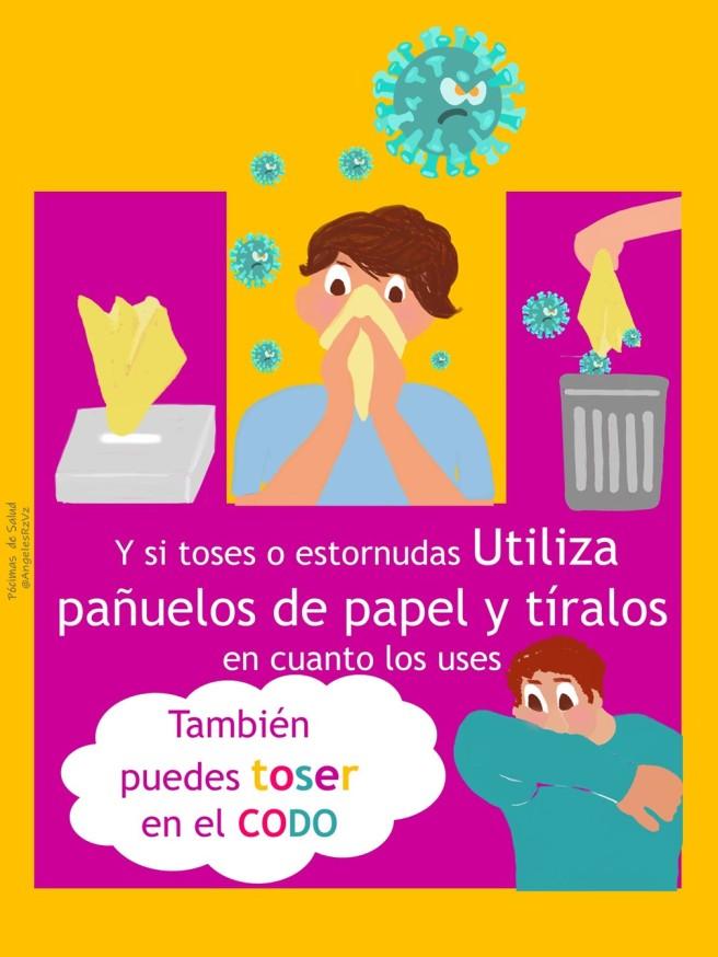 Manual de coronavirus para niños