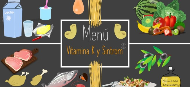 alimentos-y-sintrom-vitamina K
